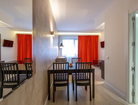Apartments adapted to people with hearing loss apartamentos serrano recoletos madrid